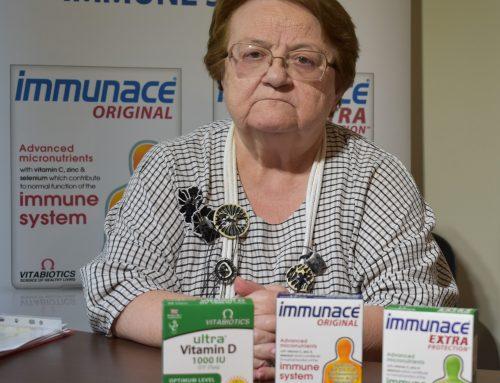 Британската мултивитаминна добавка ИМУНЕЙС предлага нови възможности за изграждане на съпротива срещу инфекции